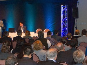 8th Quebec Wind Energy Conference at Gaspe