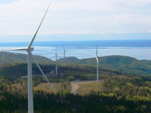 Quebec Government Issues Thumbs Up To 150 MW Wind Project